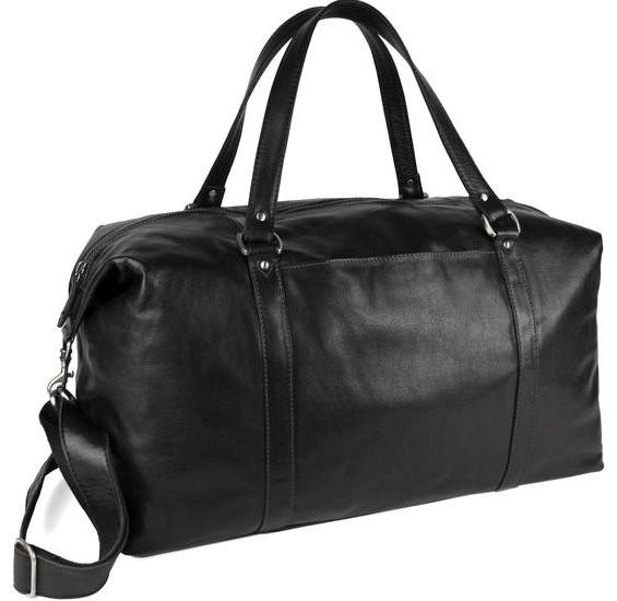The Monte weekend bag   57054 Svart  67d24bdf74824