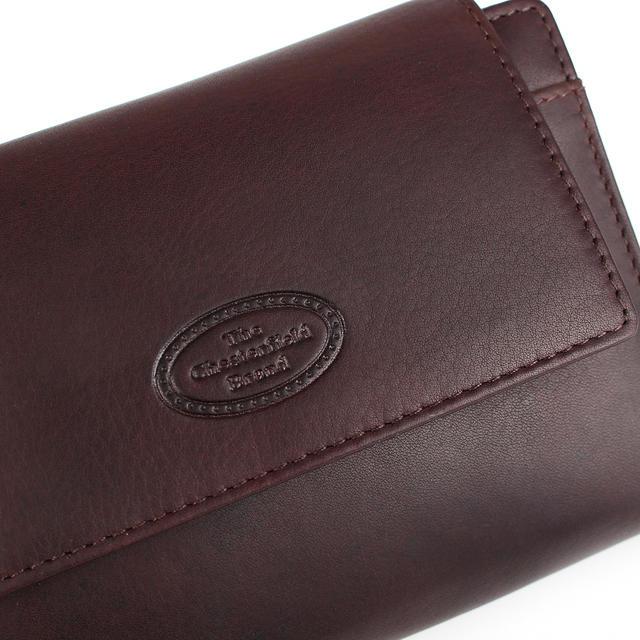 The Chesterfield Brand, CF10007, axelväska, brun