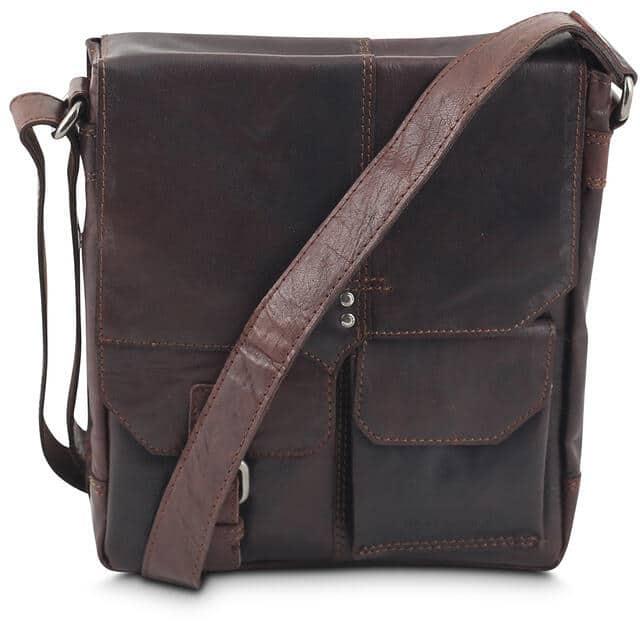 Spikes & Sparrow, ryggsäck,Brun ⋆ Dina Väskor